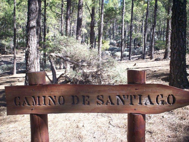 Gran Canaria's Camino de Santiago