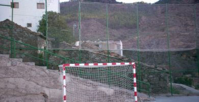 La Culata football pitch