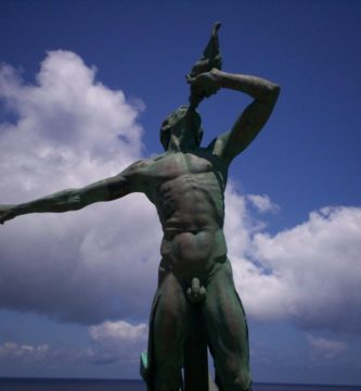 Statue of Triton
