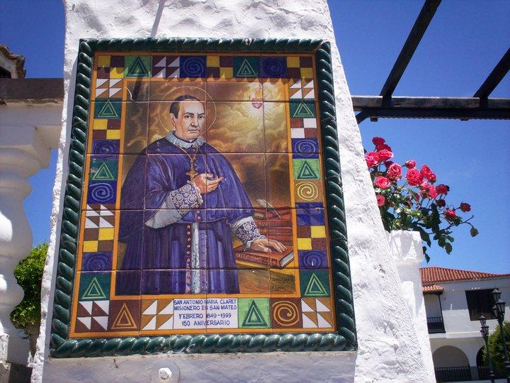 Padre Claret, San Mateo
