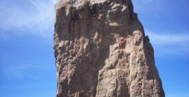 Roque Nublo aka Clouded Rock, Gran Canaria