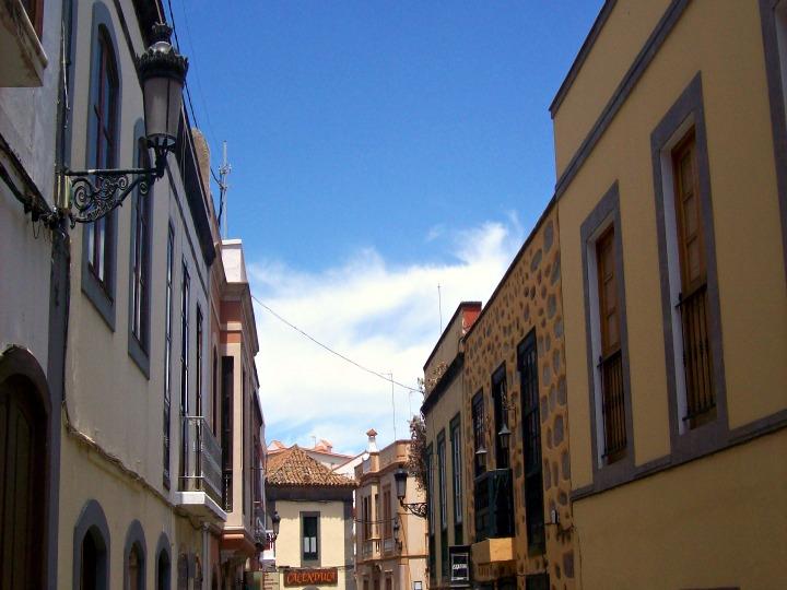 Santa Brigida Casco Antiguo