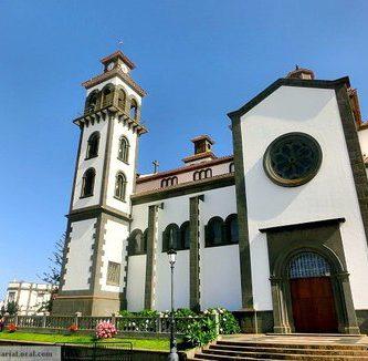 Moya's Iglesia de Nuestra Señora de la Candelaria