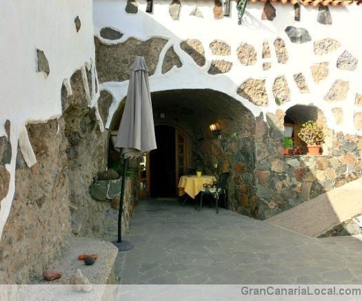 Casa-Cueva El Mimo exterior