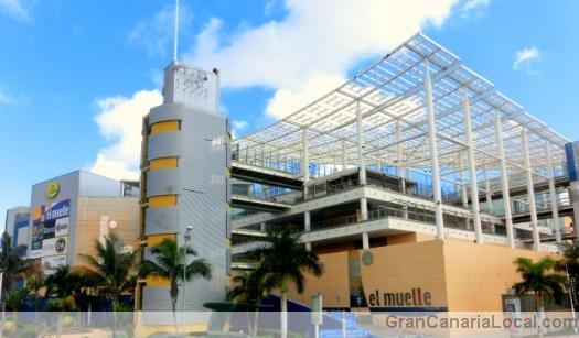 Las Palmas de Gran Canaria's CC El Muelle