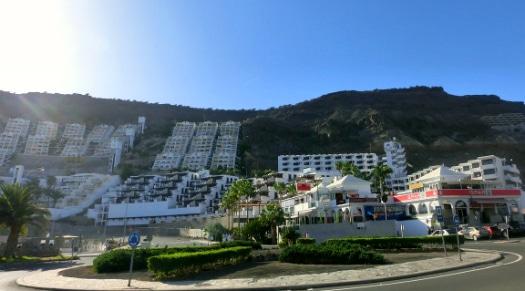 Playa del Cura Shopping Center