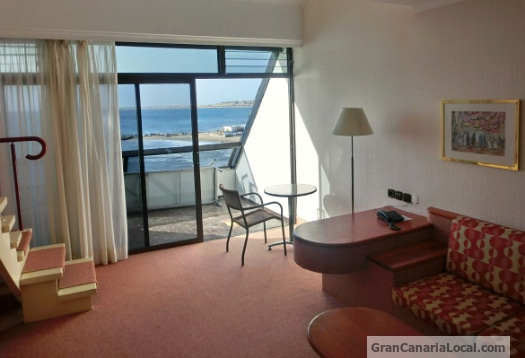 Life's suite at the Dunas Don Gregory
