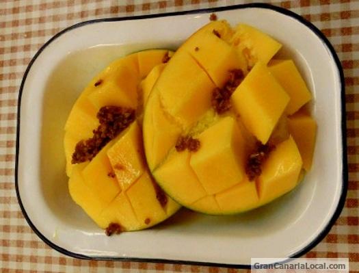 La Bikina Cantina dessert