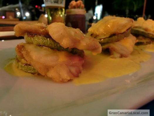 The fish plate at La Macarena