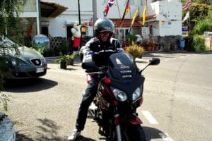 Canary Motorcycle Tours' Martin turns photographer