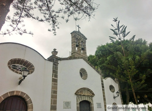 The San Lorenzo parish is one of the prettiest in Las Palmas de Gran Canaria