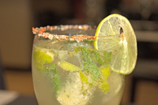 Hito Japanese Restaurant gives Brazil's national cocktail a Japan and Mexico makeover