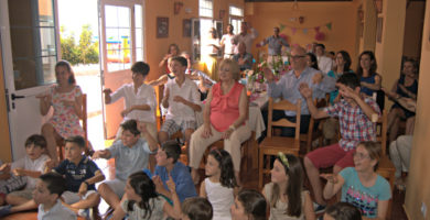 Guicho leads, Gran Canaria Local's extended family follows