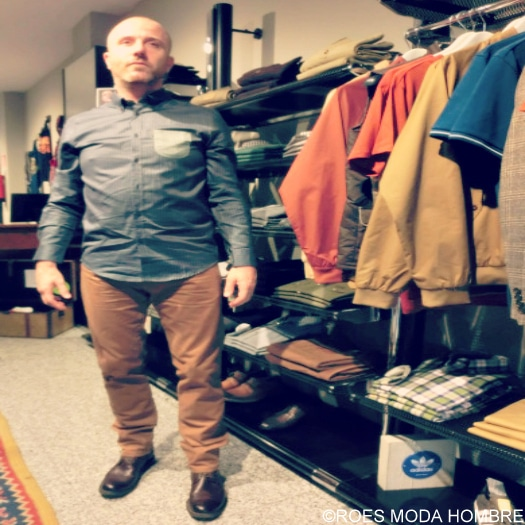 Mr GCL in ROSE Moda Hombre clothes