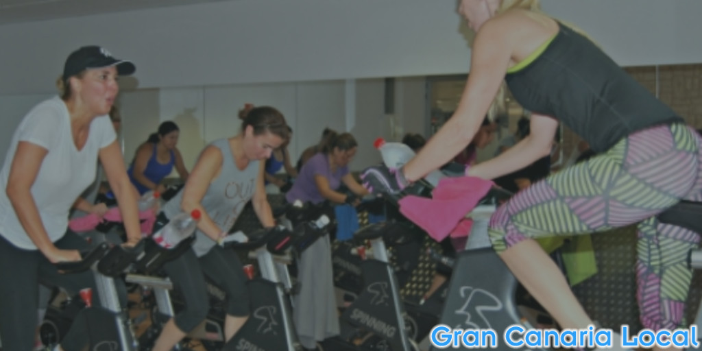 Get fit on Gran Canaria spinning