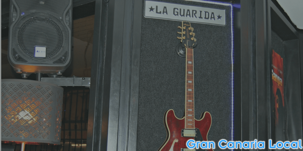 The La Guarida del Blues plays host to some accomplished axemen