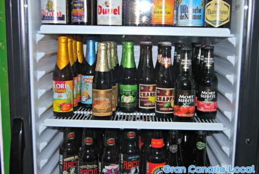 Looking for a wide range of beers on a night out in Las Palmas? Visit the situation.