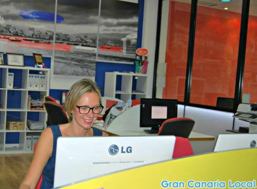 Laura Leyshon is Ms Gran Canaria Property