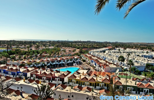 Overview of Maspalomas