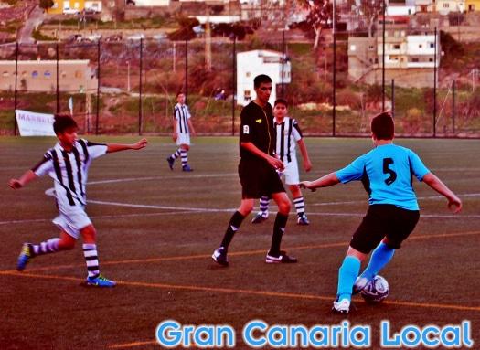 Gran Canaria football: fútbol infantil