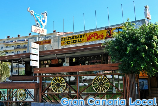 Loopy's is one of the best family-friendly restaurants in San Agustín