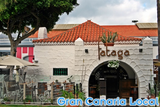 Fataga is one of Parque Santa Catalina's best restaurants