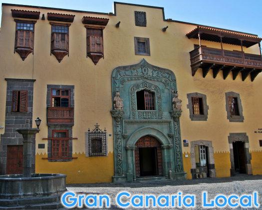 Vegueta's Casa de Colón