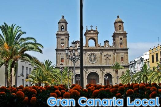 Vegueta's Santa Ana cathedral