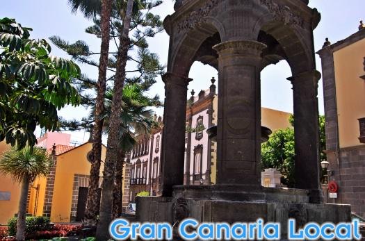 Vegueta's Plaza del Espiritu Santo