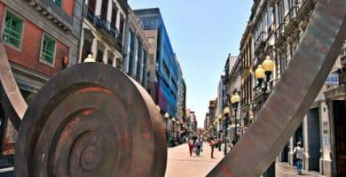 Calle Mayor de Triana, Las Palmas de Gran Canaria's main shopping street