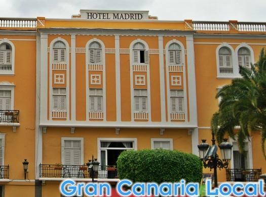 Hotel Madrid, a rare Triana hotel