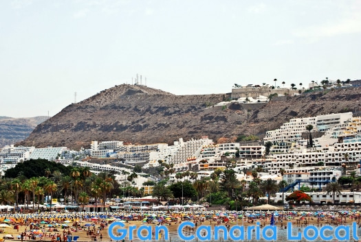 There's a Puerto Rico on Gran Canaria