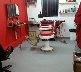 BarberShop No 13, one of the best places to get haircuts on Gran Canaria