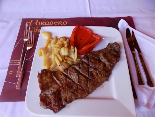 El Brasero, one of six sensational Fuerteventura restaurants