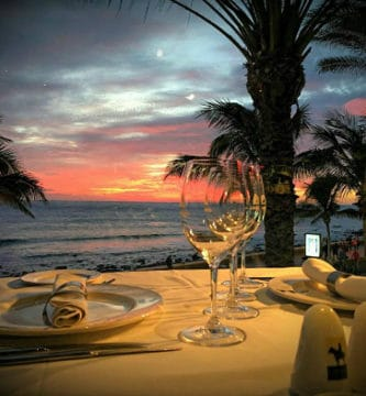 El Churrasco Meloneras, one of the best Gran Canaria restaurants for a vista