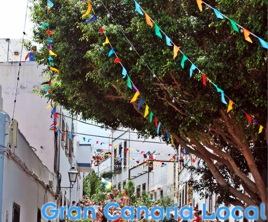 La Rama is Agaete's premier fiesta