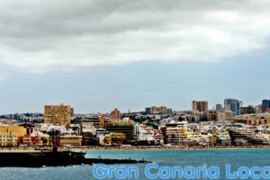 Las Canteras, the Gran Canaria capital's premier beach