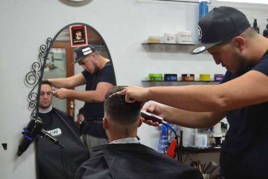 LifeStyle Barber Shop, one of the premier places to get a Gran Canaria haircut
