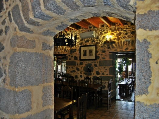 Mahoh, one of six sensational Fuerteventura restaurants.