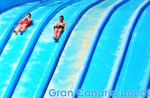 Aqualand Maspalomas' Crazy Race