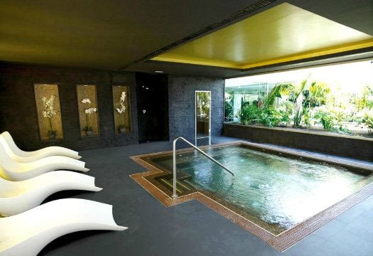 ClubHotel Riu Gran Canaria's spa is one of the leading Gran Canaria spas
