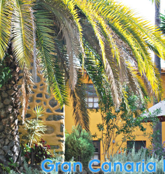 A holiday home away from the beach: Casa Rural El Borbullon.