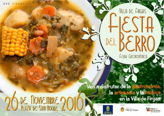 Fill up on culture and food at Fiesta del Berro 2016