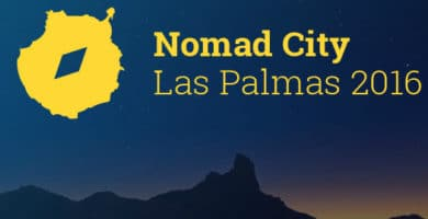 Think big at Nomad City Las Palmas 2016
