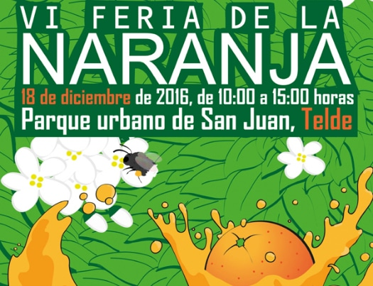 The VI Feria de la Naranja is one for lovers of citrus fruit