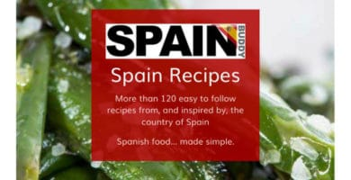 The Spain Buddy Spain Recipes ebook is available to buy now