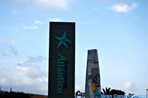 Vecindario's Centro Comercial Atlántico, Vecindario's main shopping centre