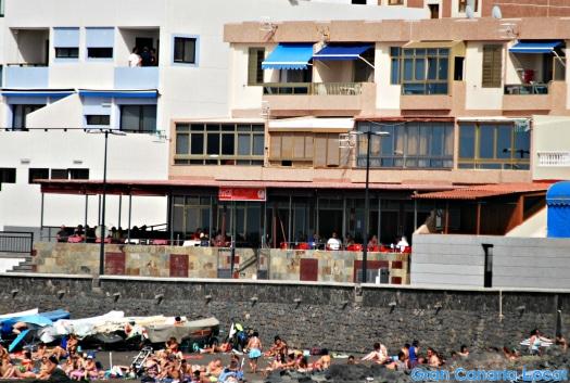 The Atlantic on your doorstep at Restaurante El Puertillo