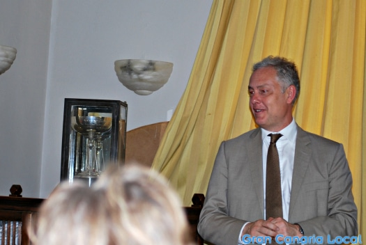 When Simon Manley CMG visited Gran Canaria to talk Brexit