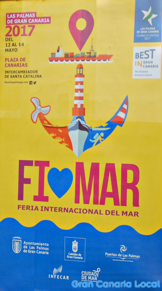 FIMAR, Gran Canaria's Feria Internacional del Mar
